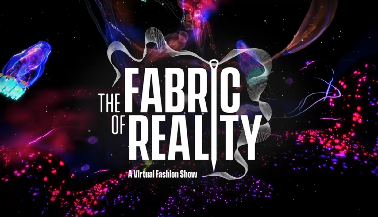 The Fabric of Reality logo