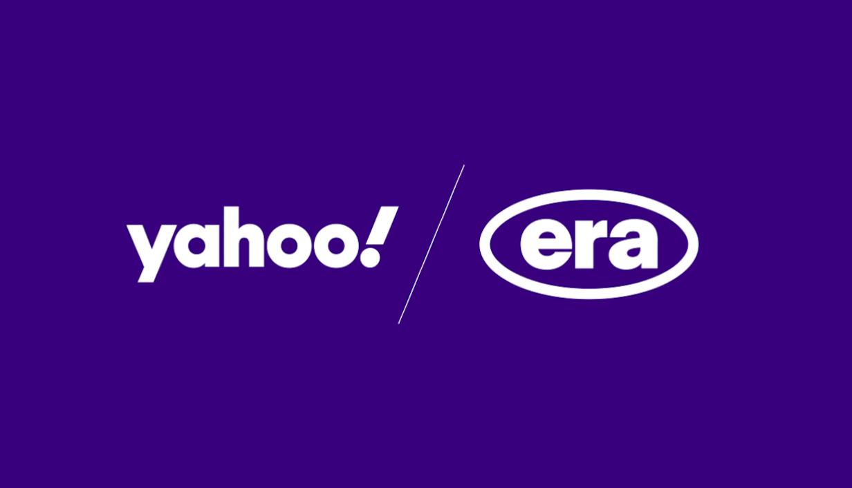 Yahoo y We Are Era logos